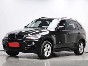 BMW X5 Automatic 2012 3.0L L6 twin-turbo DOHC 24-valve