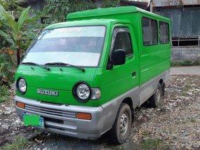 2010 Suzuki Multicab F6 FB Passenger Type (Green)