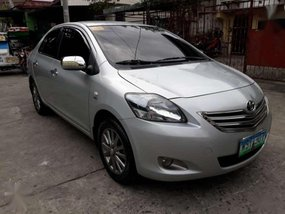 2013 Toyota Vios 1.3 J Limited Manual