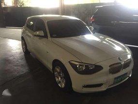 2013 Bmw 118d a/t diesel fed white elegant