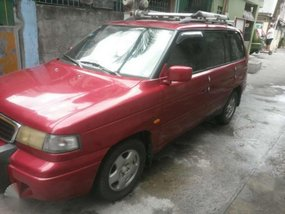 Mazda Mpv 1997 manual diesel engine sale or swap