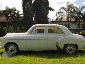 1949 Chevy Styleline Deluxe for sale