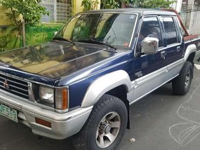 1997 Mitsubishi Strada MT 4x4 FOR SALE