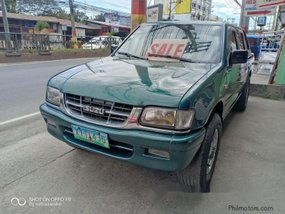 2005  Isuzu Fuego for sale