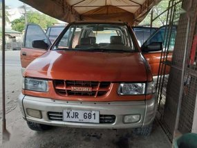 For sale rush ISUZU x-wind XUV manual