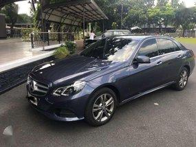 2014 Mercedes Benz E250 for sale