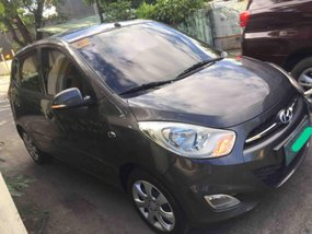 Preloved 2013 Hyundai i10 family car