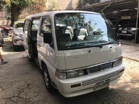 2015 Nissan Urvan vx 18 seaters manual diesel