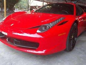 2014 Ferrari 458 spider FOR SALE