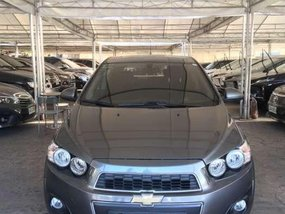 For Sale: 2013 Chevrolet Sonic LTZ