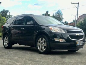 2012 CHEVY TRAVERSE FOR SALE