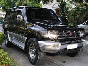Mitsubishi Pajero Fieldmaster, Diesel, AT 2001