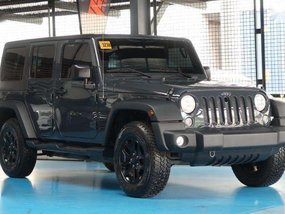 2017 Jeep WRANGLER Unlimited Sports for sale
