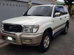 2000 Toyota Land Cruiser lc100 4x4 local