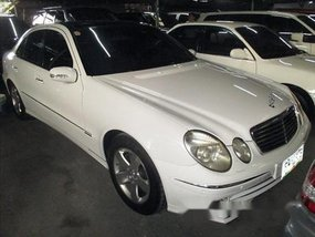 Mercedes-Benz E240 2003 AT for sale
