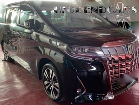 2019 TOYOTA ALPHARD LOCAL FOR SALE
