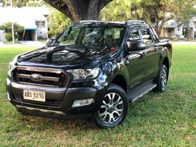 2016 Ford Ranger Wildtrak Automatic 2.2L 4X2 for sale