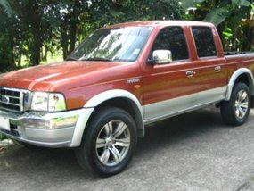 2003 Ford Ranger Trekker XLT 4X4 M/T for sale
