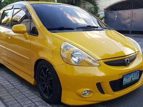2007 Honda Jazz 15 matic limited FOR SALE
