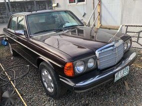 MERCEDES BENZ 280 E AT Gas Super Fresh LowMileage