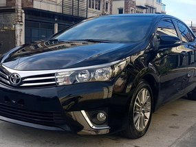 2016 Toyota Corolla Altis E for sale