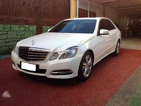 2013 Mercedes Benz E220 Avantgarde Diesel 3tkms Only
