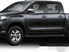Toyota Hilux 2018 CONQUEST MT for sale