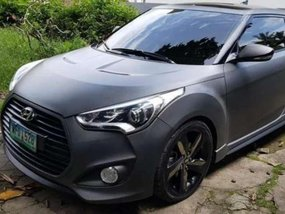 Hyundai Veloster 1.6 Turbo 2013 Korean Version