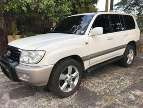 TOYOTA Land Cruiser LC100 2007 for sale