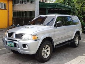 Mitsubishi Montero gls 4x4 2005 for sale