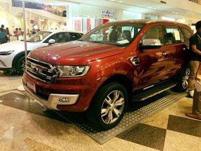 2019 Zero cashout Ford Everest free 2yrs service or free accesories
