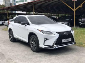 2016 Lexus RX 350 F Sport FOR SALE