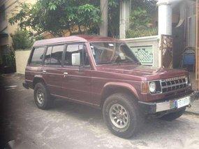 1991 Mitsubishi Pajero Local for sale