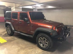 2014 Jeep Rubicon for sale