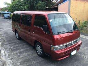 SELLING Nissan Urvan Escapade 2008