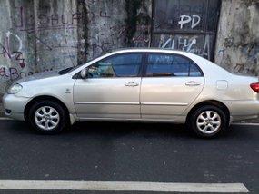 2004 Toyota Corolla Altis E for sale