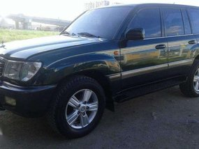 1998 Toyota Land Cruiser 100 for sale