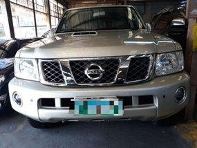 2008 Nissan Super PATROL safari diesel 2007 Low Dp