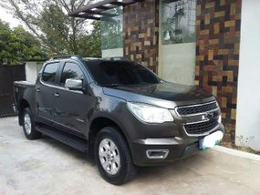 2013 Chevrolet Colorado LTZ 4X4 for sale