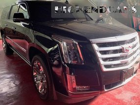 2019 CADILLAC ESCALADE BULLETPROOF INKAS ARMOR FOR SALE