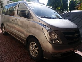 2014 HYUNDAI GRAND STAREX VGT for sale
