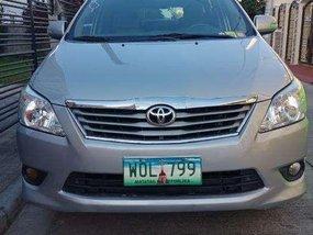 2014 Toyota Innova G for sale