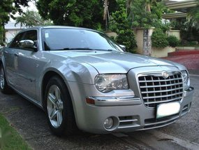 2008 Chrysler 300 C AT Silver Low Mileage