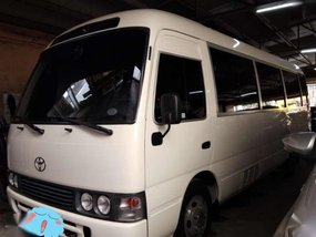 2017 Toyota Coaster manual diesel for sale