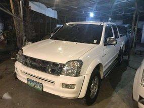 2007 1st owner Lady driven Cebu Isuzu D-max Automatic