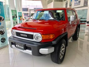 Brand New 2019 Toyota Fj Cruiser for sale in Manila