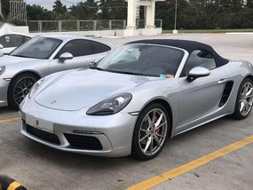 Porsche 911 Boxster S 2017 for sale