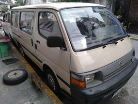 Toyota Hiace Commuter 1994 for sale