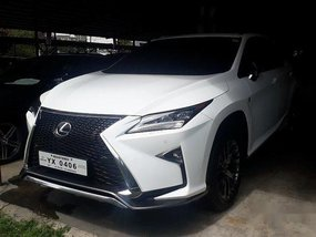 Lexus RX 350 2016 F SPORT AT FOR SALE