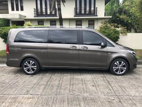 2017 Mercedes Benz V 220 for sale